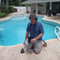Photo Of Aquatic Leak Detection Merritt Island Fl United States Electronic Listening