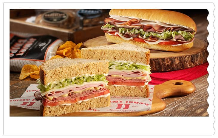 jimmy johns sandwiches - 660×346
