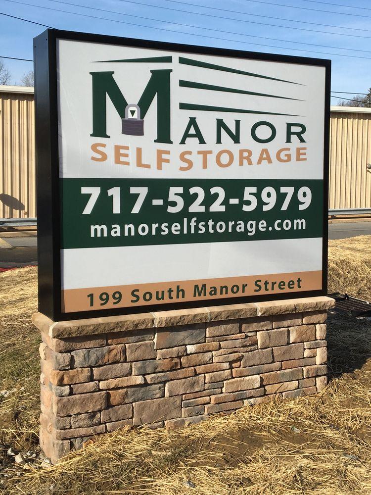 Manor Self Storage: 199 S Manor St, Mountville, PA