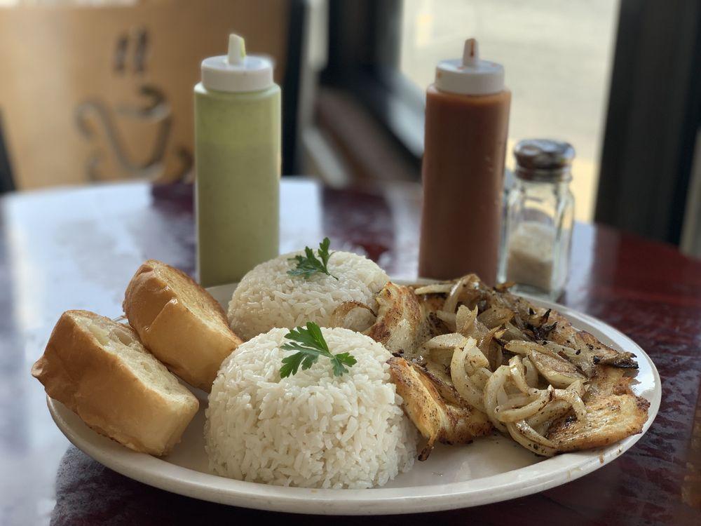 D'Cuban Cafe: 6200 Buford Hwy Kl, Norcross, GA