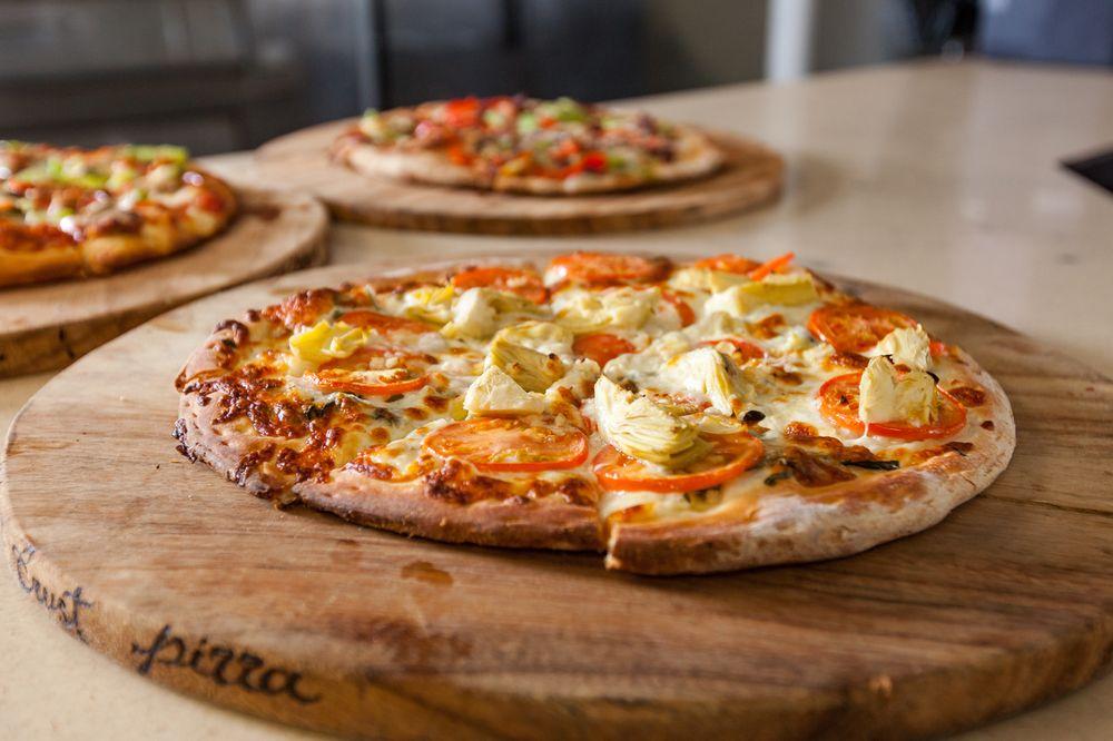 The Upper Crust Pizza: 1180 N Main St, Bishop, CA