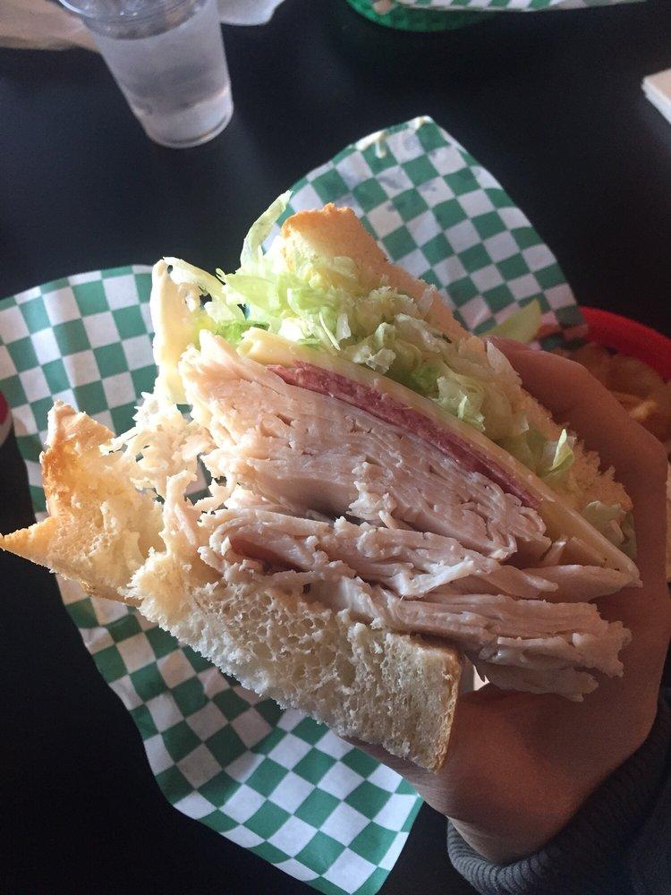 Shamus's Sandwich Shoppe: 13311 W Sunset Hwy, Airway Heights, WA