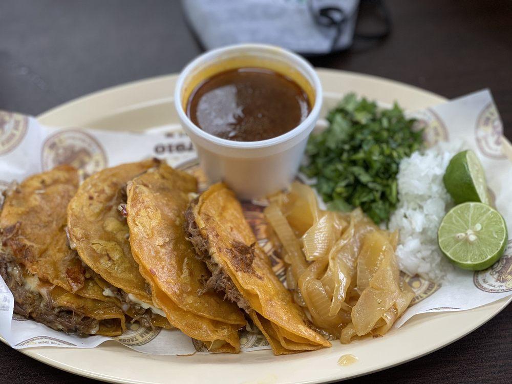 Don Birria Tacos: 1400 E Business 83, Weslaco, TX