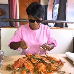 Captain James Crab House 343 Photos 293 Reviews Seafood 2121 Aliceanna St Canton Baltimore Md Restaurant Phone Number Last Updated