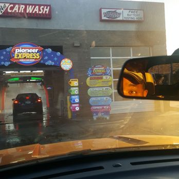 Pioneer express lube car wash 12 photos 17 reviews car wash photo of pioneer express lube car wash yuma az united states solutioingenieria Images