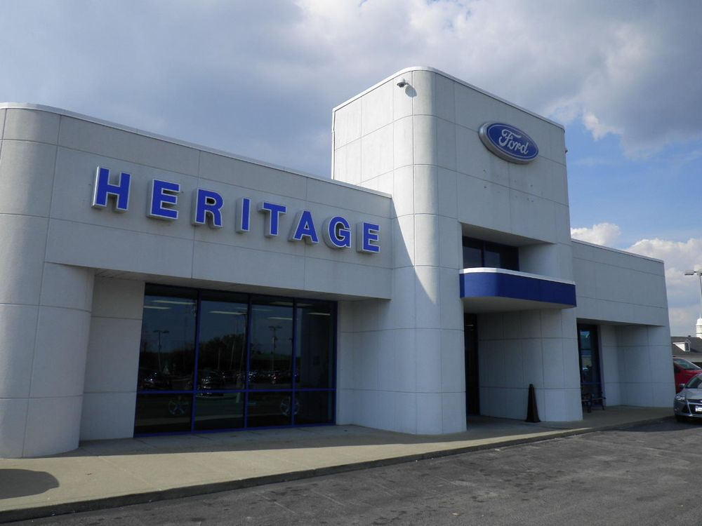 Heritage Ford: 2075 Edsel Ln NW, Corydon, IN