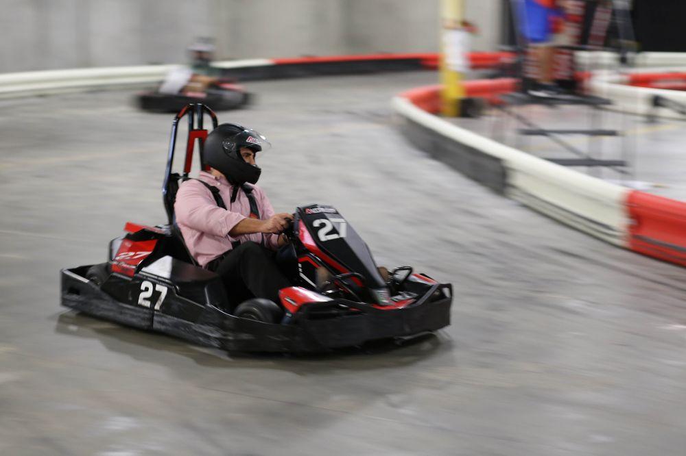 Autobahn Indoor Speedway & Events: 8300 Sudley Rd, Manassas, VA