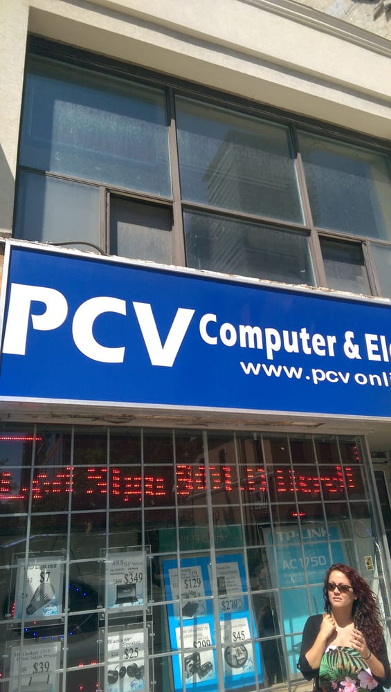 PCV Computer & Electronics