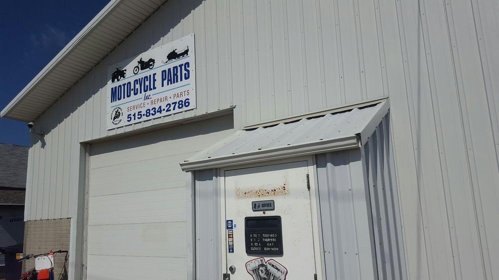 Moto-Cycle Parts: 909 Guthrie St, De Soto, IA