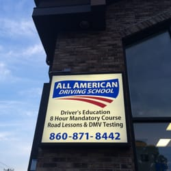 All American Driving School Driving Schools 27 Hartford Tpke