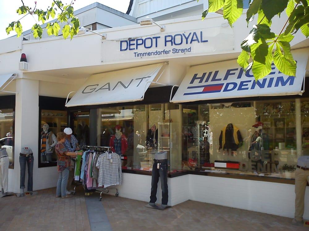 Depot Royal Shopping Timmendorfer Platz 20