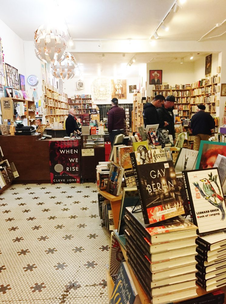 Dog Eared Books: 489 Castro St, San Francisco, CA