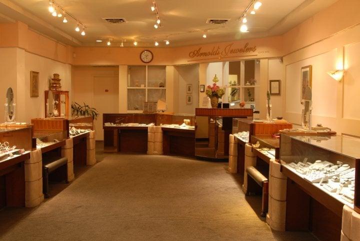 Arnoldi Jewelers: 255 University Ave, Palo Alto, CA