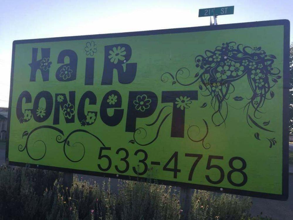 Hair Concept: 2104 Sumner Ave, Hoquiam, WA