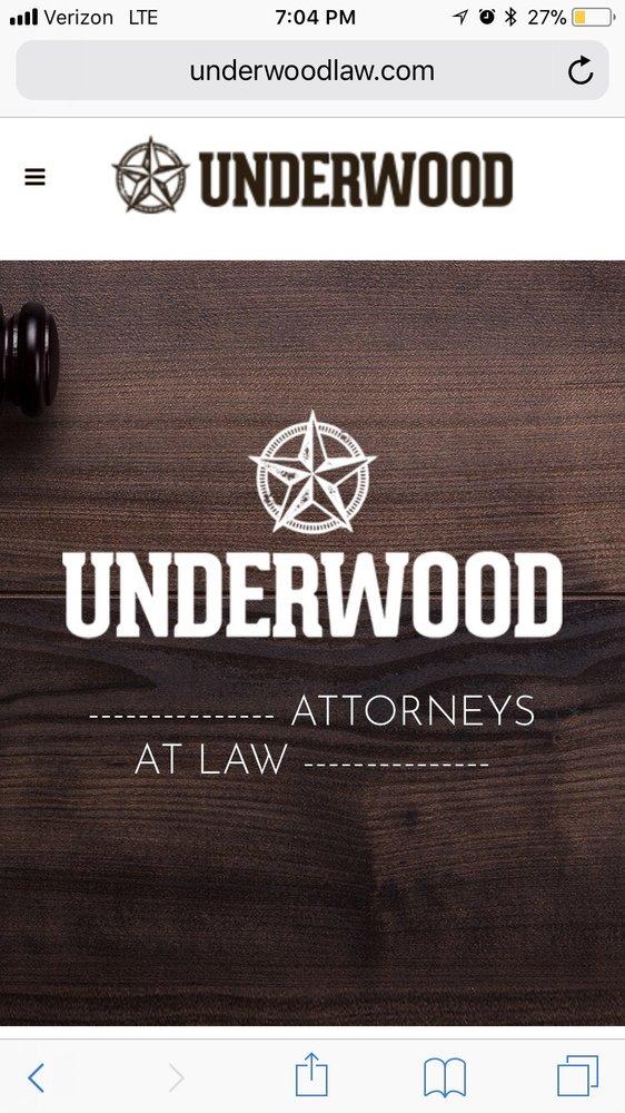 Underwood Law Office: 324 W Panola St, Carthage, TX