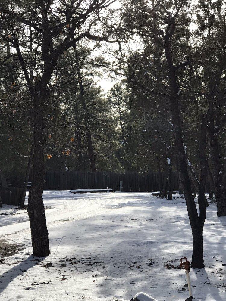 Rainbow Forest RV Park: 3720 Rainbow Lake Dr, Lakeside, AZ