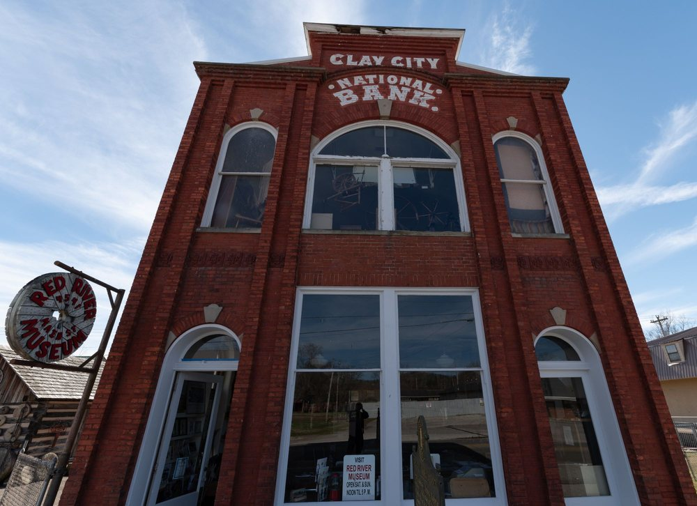 Red River Museum: 4541 Main St, Clay City, KY