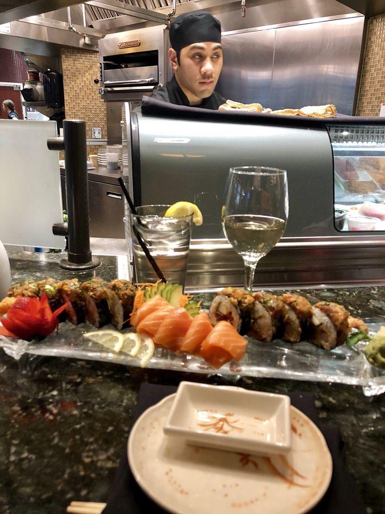 Rare Steak and Sushi: 755 Prairie Center Dr, Eden Prairie, MN