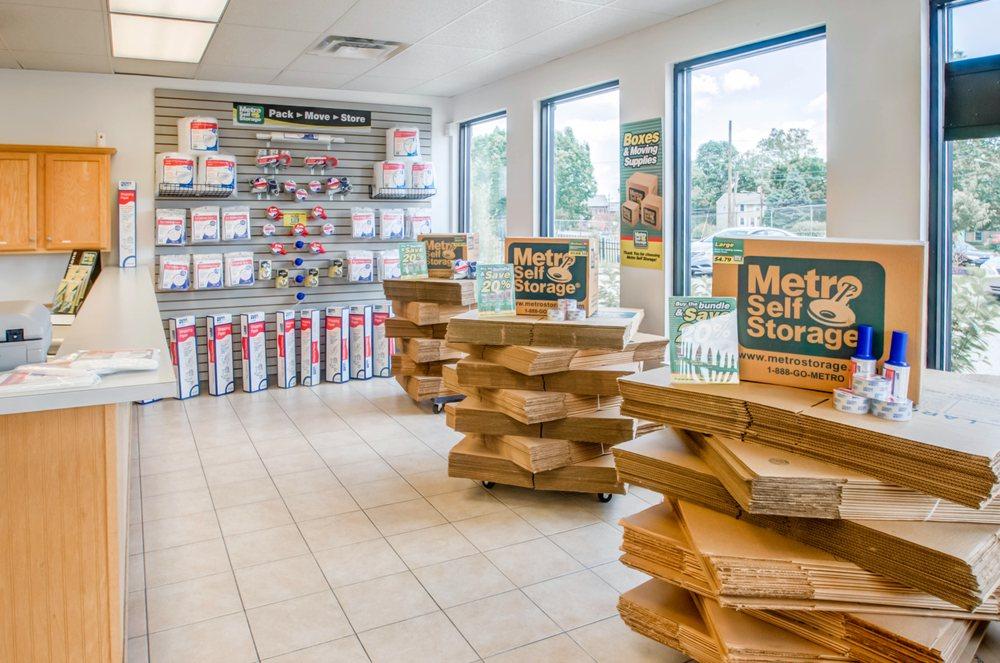 Metro Self Storage: 1354 Hook Rd, Sharon Hill, PA