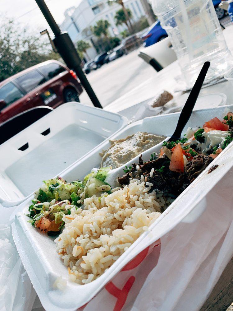 The Mediterranean Market & Deli: 327 5th St, West Palm Beach, FL