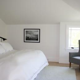 Photo of Barbara Feldman Interior Design - East Hampton, NY, United States.  Bedroom