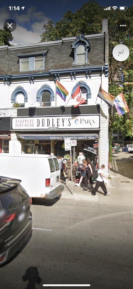 Dudley's Hardware