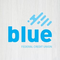 Image result for blue federal credit union