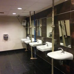 Photo Of Carrefour Industrielle Alliance   Montreal, QC, Canada. Menu0027s  Bathrooms On Metro