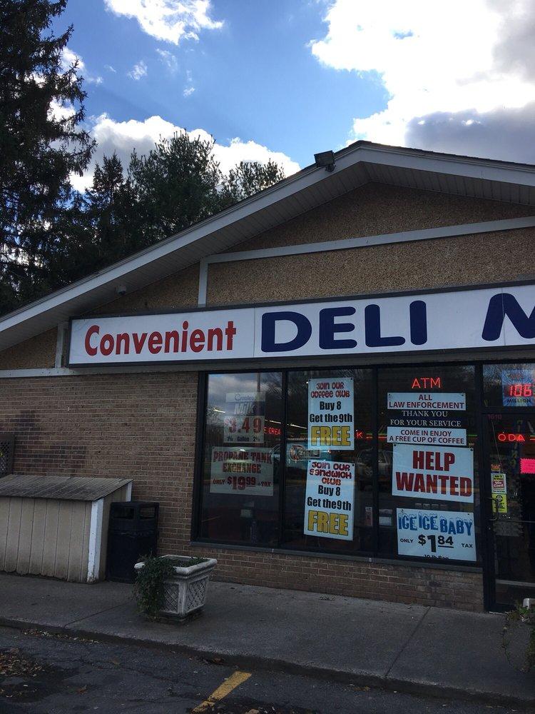 Convenient Deli Mart: 1610 Route 52, Fishkill, NY