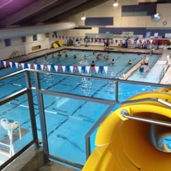Photo Of Marshall Community Center Vancouver Wa United States Water Slide And