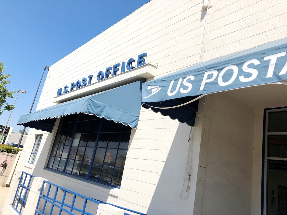 US Post Office: 1603 W Valley Blvd, Alhambra, CA