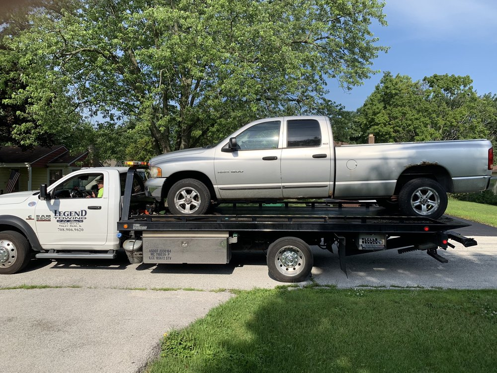 Towing business in Orland Hills, IL