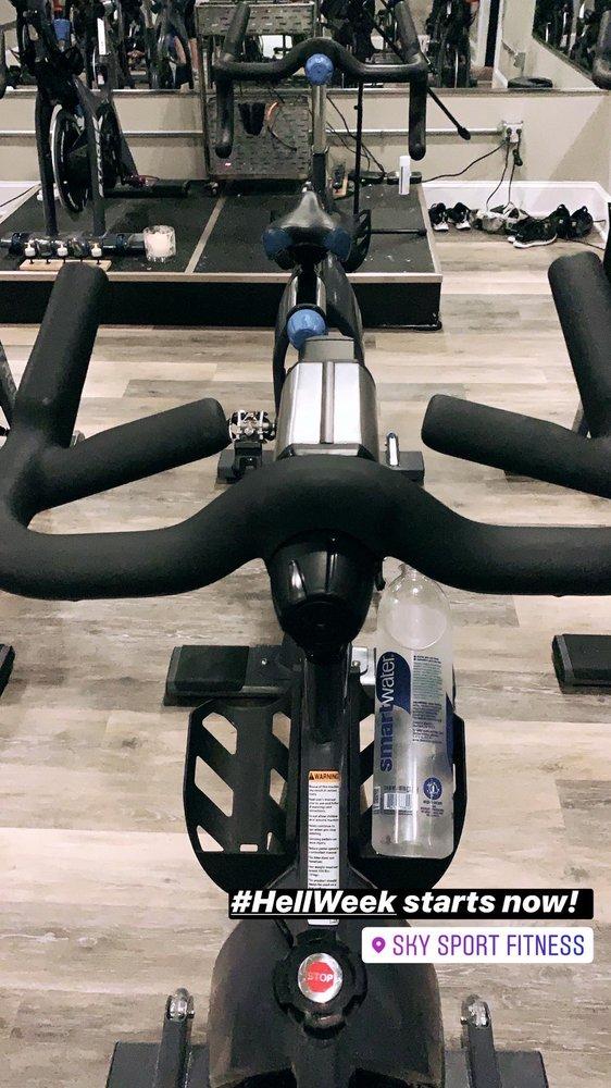 Sky Sport Fitness: 521 Washington St, Columbus, IN