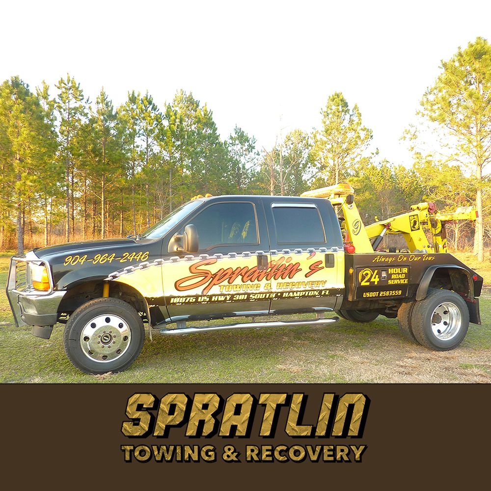 Towing business in Lake Butler, FL