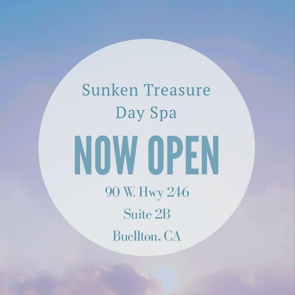 Sunken Treasure Day Spa: 90 W Hwy 246, Buellton, CA