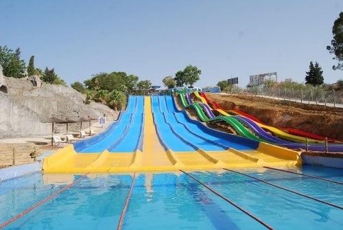 Aqualand bahia de cadiz amusement parks ca 31 puerto de santa mar a c diz spain phone - Puerto bahia spa cadiz ...