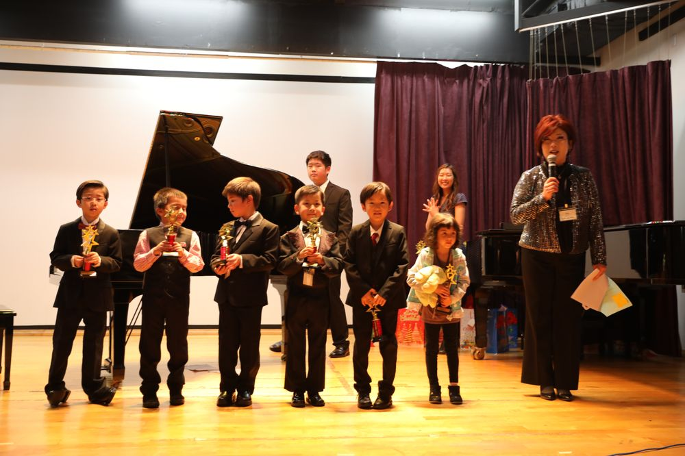 Young Artists Yamaha Music School
