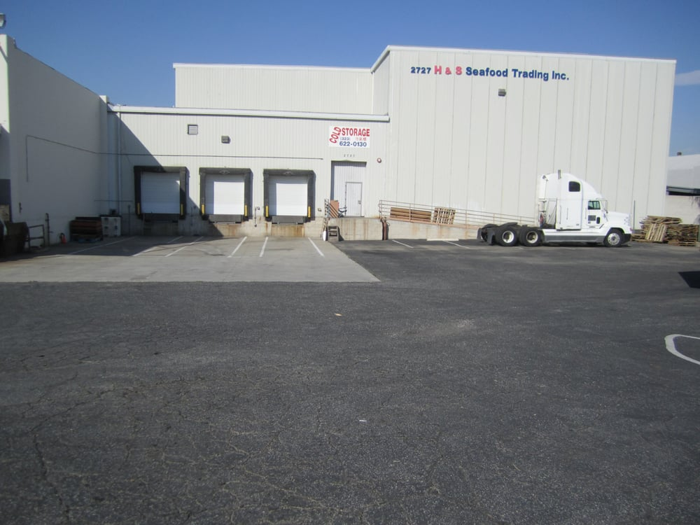 Photo of Lee u0026 Associates - Los Angeles CA United States. Cold storage & Cold storage warehouse for distribution of food. Freezer cooler ...