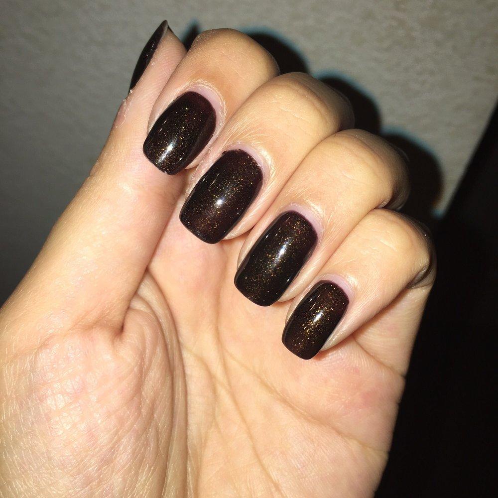 A little over one week old & my gel manicure still looks good! Gel ...