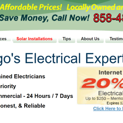 Photo Of Green Electric Solutions San Go Ca United States