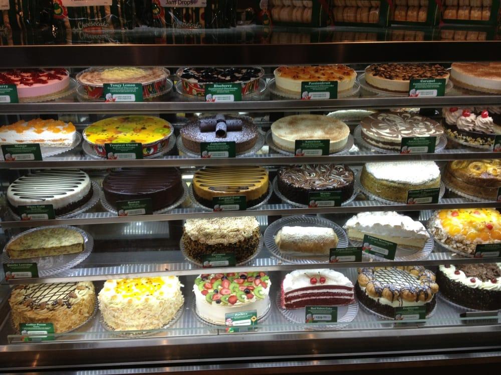 Maroubra Cheese Cake