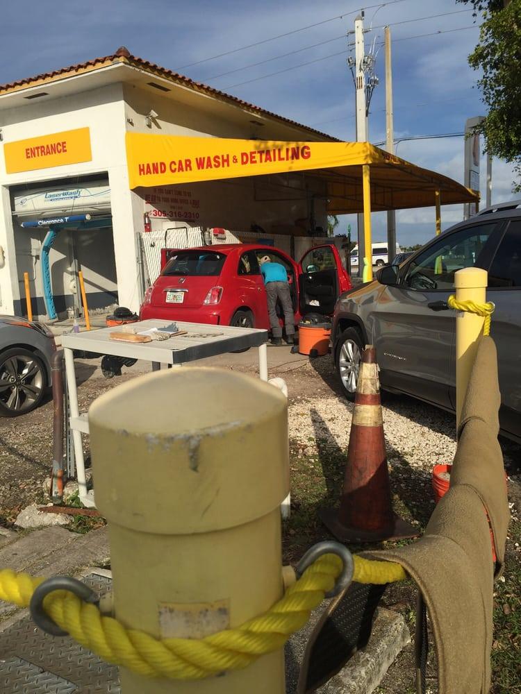 Miami Car Wash & Detailing: 9598 SW 137th Ave, Miami, FL