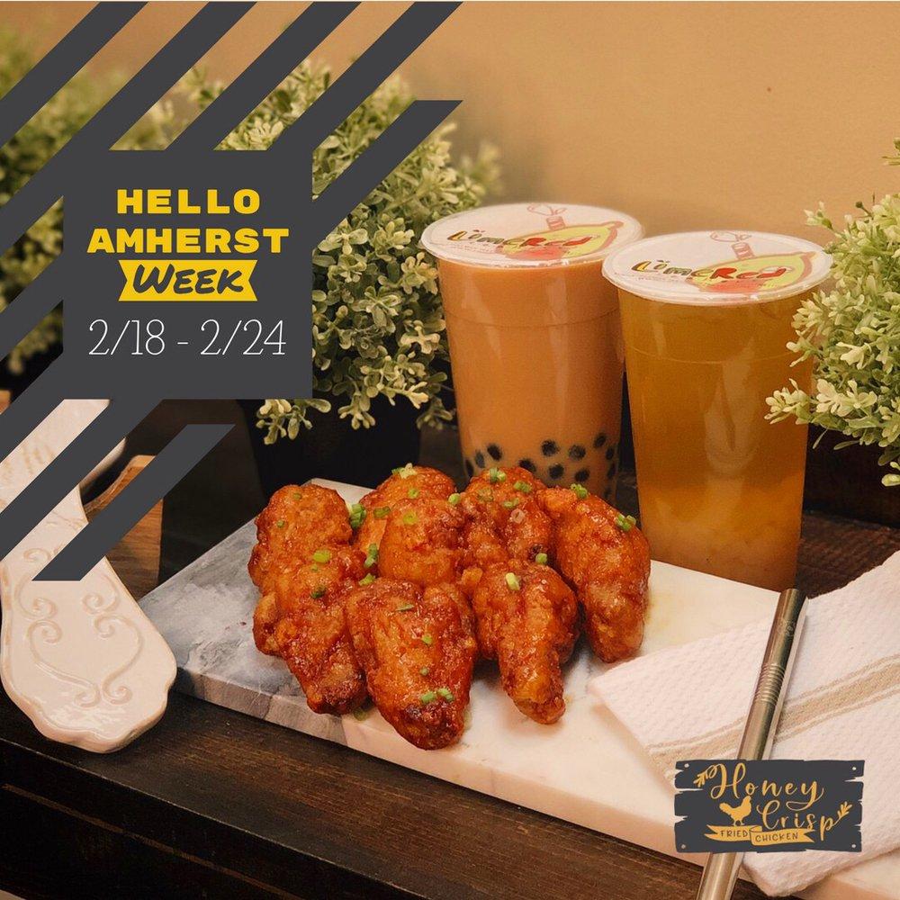 Honeycrisp Chicken: 1 Boltwood Walk, Amherst, MA