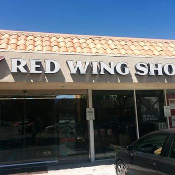 Red Wing Shoe Repair Thousand Oaks