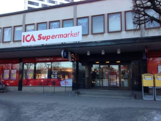 Ica supermarket pistasch