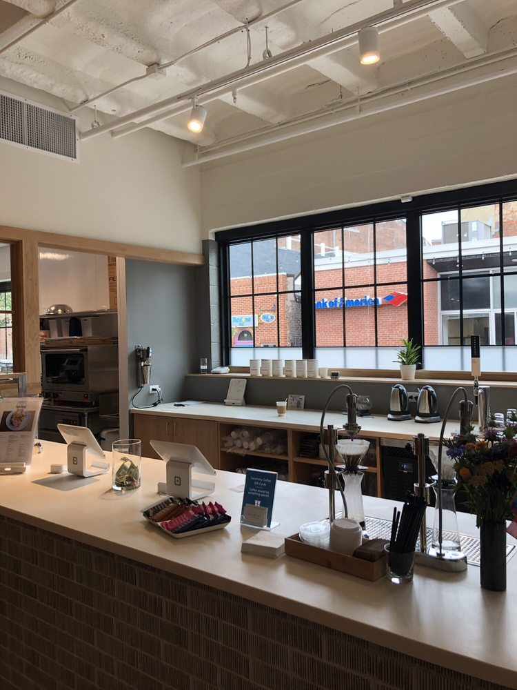 Ceremony Coffee Roasters - Cross Street Market: 1065 S Charles St, Baltimore, MD