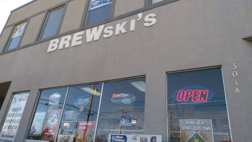Brewski's: 301 Hwy 12 W, Starkville, MS
