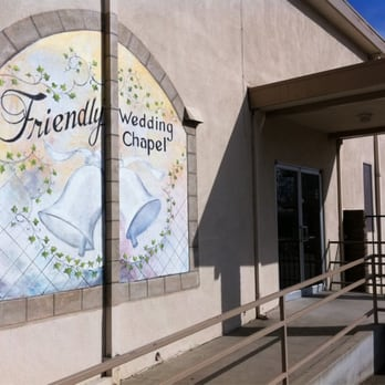 Photo Of Friendly Wedding Chapel Modesto Ca United States