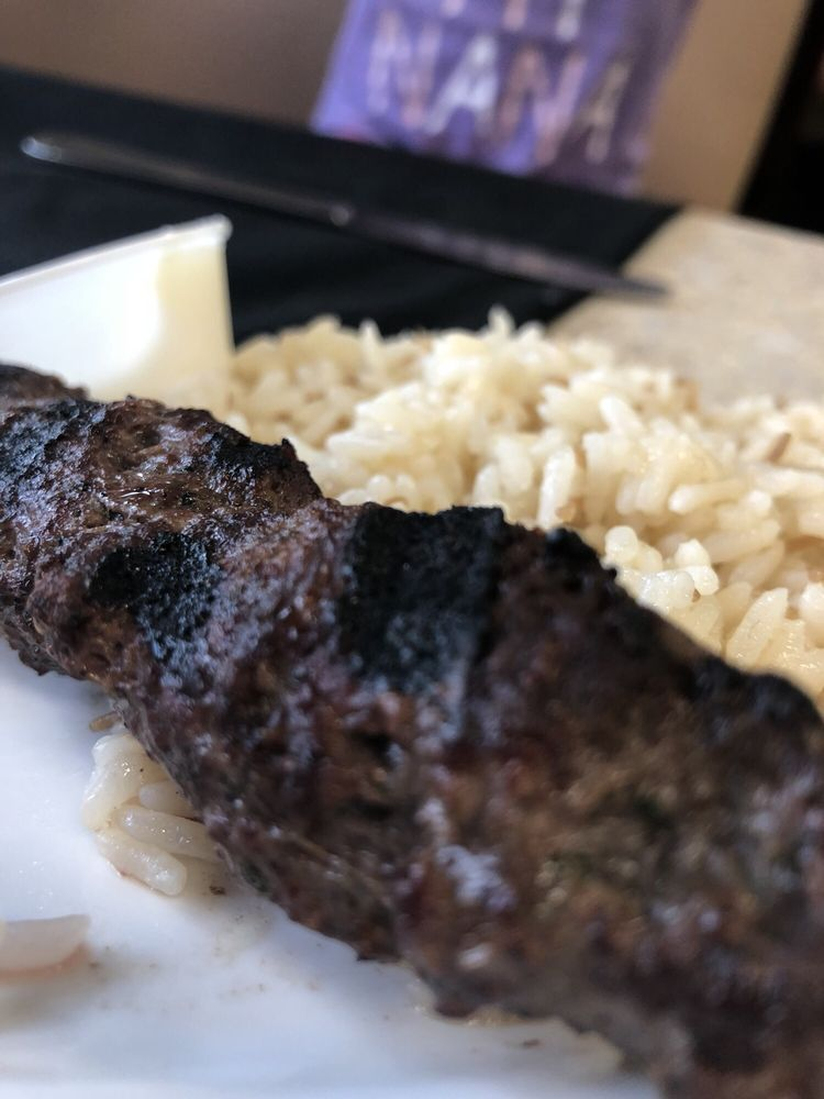Aladdin's Restaurant: 300 N Clippert St, Lansing, MI