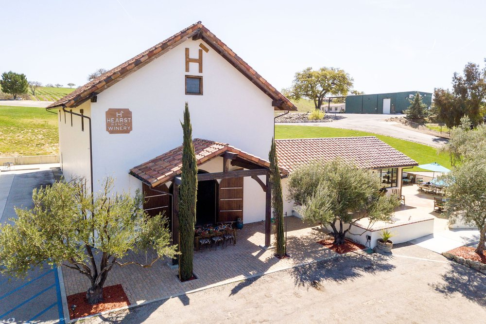 Hearst Ranch Winery- Paso Robles